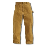 Kalhoty Carhartt Duck Double Front Work Dungaree