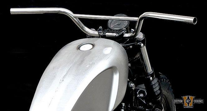 Řídítka Narrow Bobber High Bar